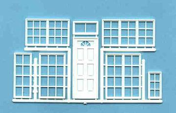 Architectural Accessories Fence Windows Doors
