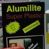 KIT-ALUMILITE 2 gal  White Kit-KIT-AB2WT