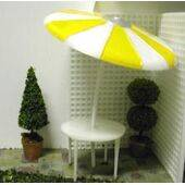 PATIO FURNITURE COL. 1:48 2 SETS