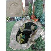 "POND SHEET & WATER 1:24 7""X6-3/4""  POND-24"