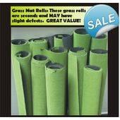 GRASS/ASTRO TURF 18X27'' GR-11_SALE $3.50