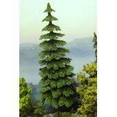 """TREE DOUGLAS FIR CONIFEROUS 5.75"""" TALL 4pc TSDF-15"""