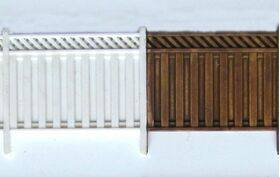 FENCE VERTICAL PRIVACY HO 1:100 FEN-110