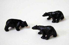BEAR-BLACK 1:48 3PC