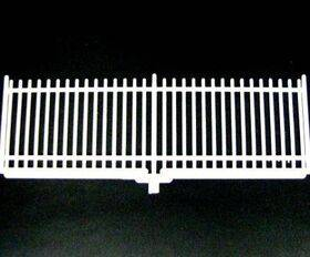 FENCE VERTICAL PICKET 1:48 O Gauge FEN-416