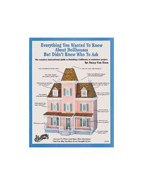 Dollhouse book Everything About Dollhouses