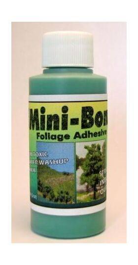MINI-BOND GLUE 56ml (2oz) GREEN MB-2G
