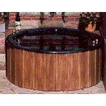 Hot tub kit - sold separately