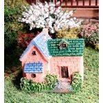 miniature house pink
