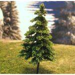 TREE-GREEN SPRUCE 3'' 6pc TSP-3G