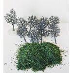 TREE KIT 3'' EASTERN GREEN 8+LFM