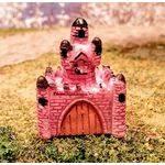 Miniature house blue