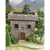 Shown used in a castle 1:24