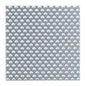 PATT SHT 7X12''CHECKER PLATE GREY