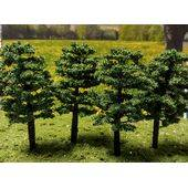 TREE-PREMADE 4'' JACK PINE 4PC
