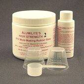 RTV SILICONE RUBBER-High Strength HS-2 1LB Kit