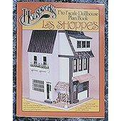 Dollhouse book Les Shoppes