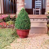 TOPIARIES 1:24 in Terracotta pot 1PC