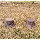 "TREE-STUMPS 7/16""dia. 4pc STUMP-48"