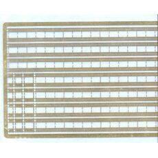 FENCE-PICKET BRASS 1:500 75''-S-FEN-31