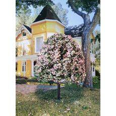 TREE-PREMADE 6''max ht. BLOSSOM TREE 2PC TRAP-14BL