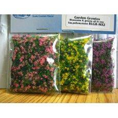 BLOSSOM GROWIES - Pink, Yellow & Violet BLGR-MX2