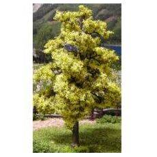 TREE-PREMADE 8'' BRIGHT GREEN 2PC