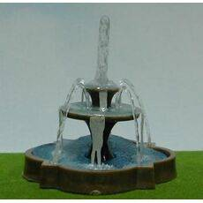 FOUNTAIN 1-3/8'' SQUARE/CLOVER
