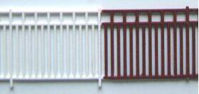 FENCE VERTICAL BAR 1:100 HO FEN-112