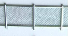 FENCE & GATES CHAIN LINK HO/1:100 FEN-118
