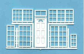 WINDOWS & DOOR  'O' 1:48