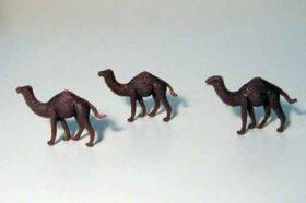 Camels 1:87 HO 3PC