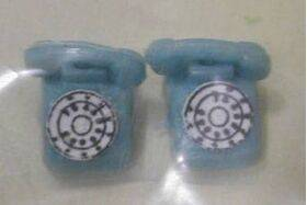 TELEPHONE 1:24 2PC
