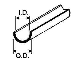 TUBE-HFRND-BUTY 1/2''3PC HP-12-90176