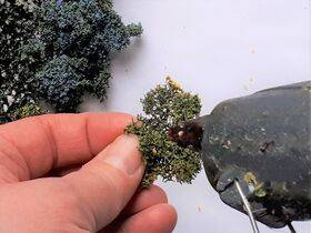 how-to-glue-foliage
