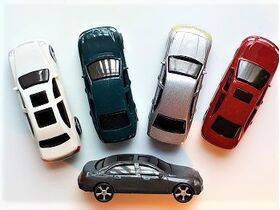 CARS 1:87 HO COLORED 5PC