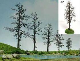 TREE ARMATURE 4'' 4PC