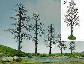 "TREE ARMATURE 6"" BULK 6PC"
