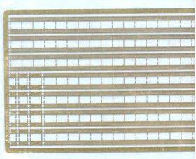 FENCE-PICKET BRASS 1:500 75''-S-FEN-31