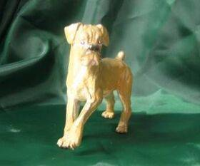 DOG-BOXER 1:12 1PC