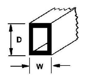 TUBE-REC-STY3/8X1/4''4PC RTFS-12-90633