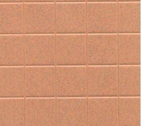 "PATT SHT 14X24""MF TERRACOTTA TILE 3/4"" 1:12-MF1-45"