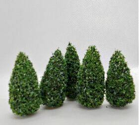 TREES SQZ.ME 1.5'' TALL BLUE SPRUCE 5PC