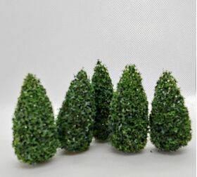 TREES SQZ.ME 1.5'' TALL BLUE SPRUCE 5PC