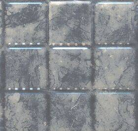 "PATT SHT 14X24""MF CER.TILE BLUE S-MF1-60"