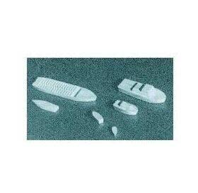 BOAT-CRUISER 'A' 1:1200 5PC