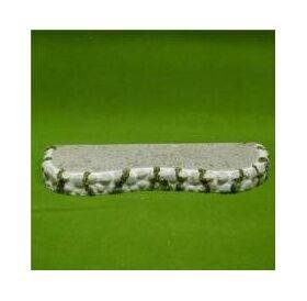 GARDEN BED FIELDSTONE/LONG 1:12