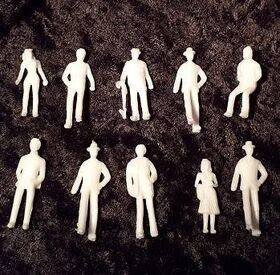 FIGURES  PEOPLE 10pc 1:75