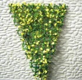 """VINE FLOWERING 2"""" TALL- YELLOW"""