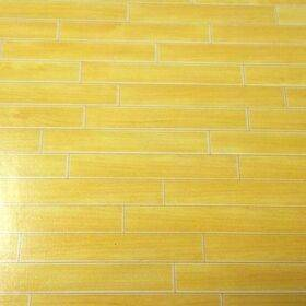 "PAPER-1/4"" PLANK FLOORING HONEY PINE 11X16 F06-05"